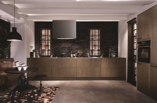 Cuisine design bois SieMatic SE4004