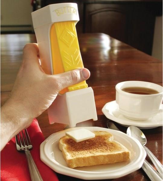 Distributeur de beurre en 1 clic