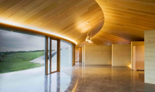 Maison Croft par James Stockwell - intérieur