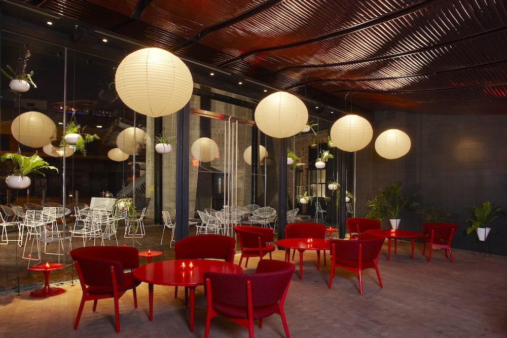 The Standard High Line New York Bar Lounge