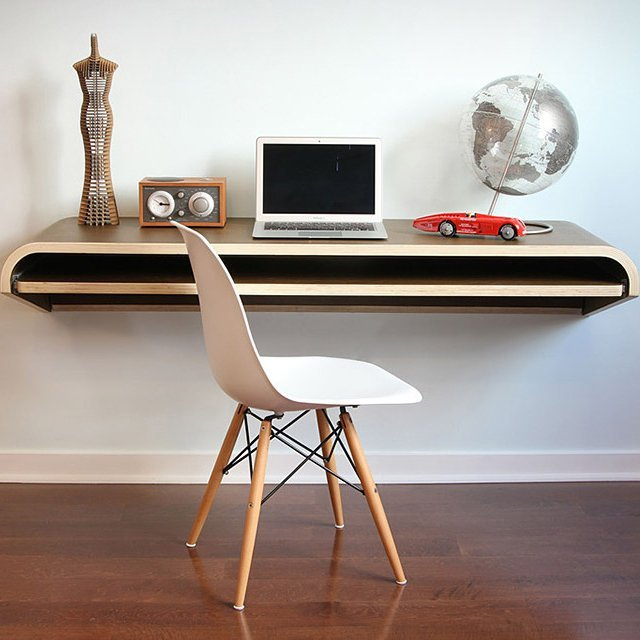 console bureau imac. Black Bedroom Furniture Sets. Home Design Ideas