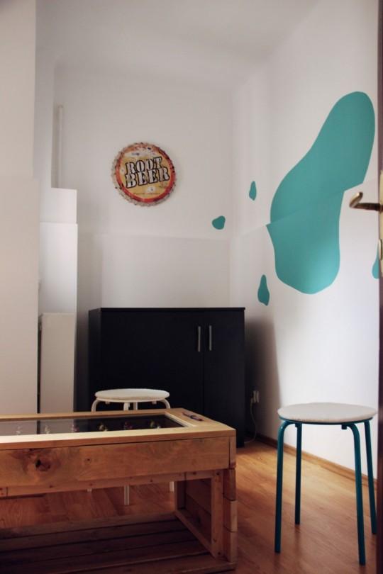 Bureaux Webshake - meubles vintage