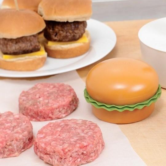 Chef Burger Mini Presse