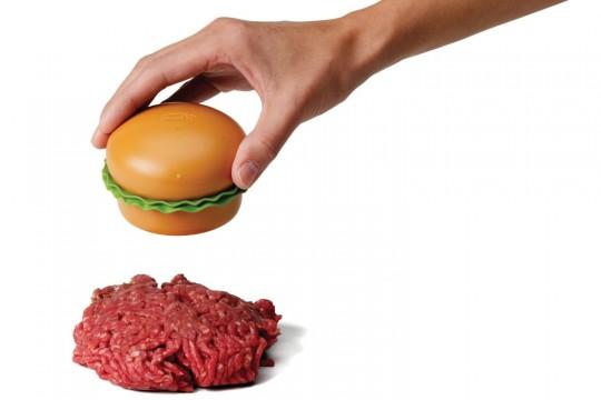 Emporte-pièce à hamburger