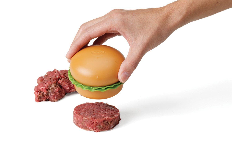 Le secret pour pour réussir des burgers parfaitement ronds