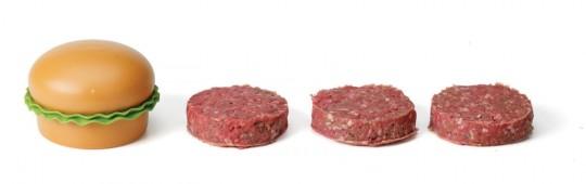 Hamburger - emporte-pièce pour faire des burgers ronds
