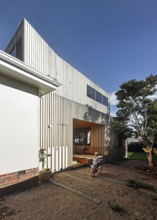 Maison contemporaine à Brighton en Australie