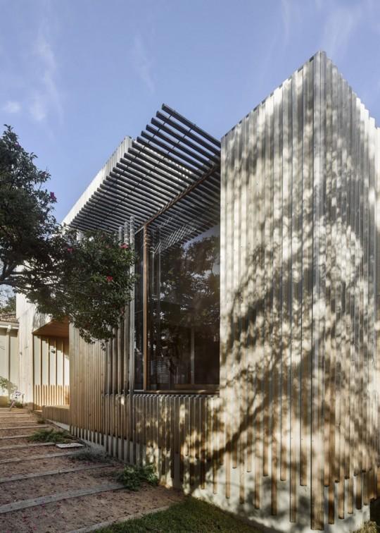 Maison contemporaine à Brighton en Australie rénovée par MFD architectes