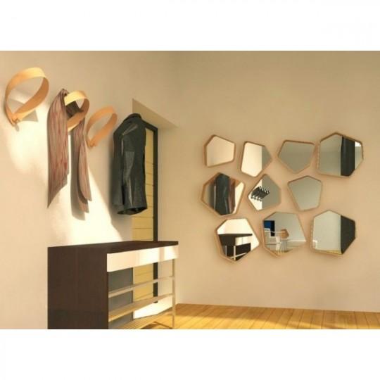 Miroirs polygones La nomade du design