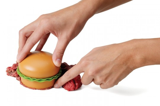 Presse à viande hachée pour hamburger