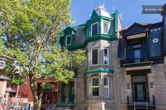 Airbnb studio dans une maison à Montréal