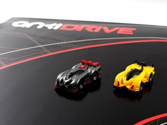 Anki Drive - 2 voitures