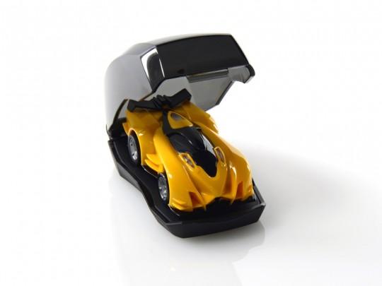 Anki Drive - voiture jaune