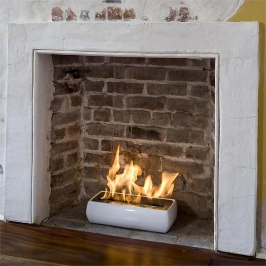 avani slim burner chemin e portable au bio thanol. Black Bedroom Furniture Sets. Home Design Ideas