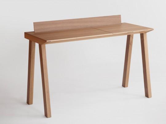 Bureau en bois Ernest
