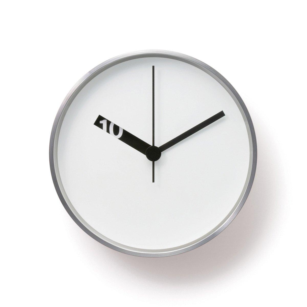 Horloge Extra Normal : La pendule sans aiguille des heures