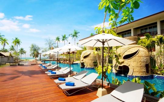 Hotel Sentido Graceland à Khao Lak en Thaïlande