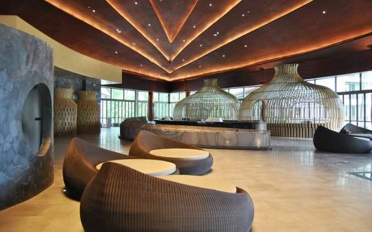 Hotel Sentido Graceland à Khao Lak en Thaïlande - hall d'entrée de l'hotel