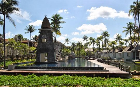 Hotel Sentido Graceland à Khao Lak en Thaïlande - le pays des sourires