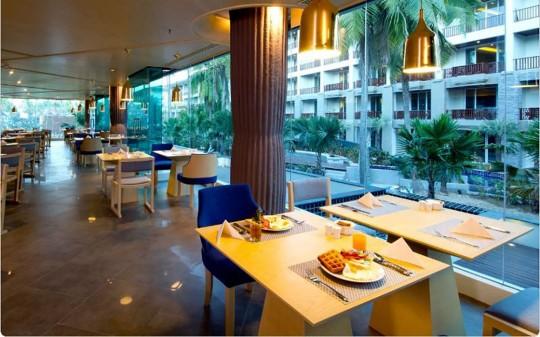 Hotel Sentido Graceland à Khao Lak en Thaïlande - restaurant