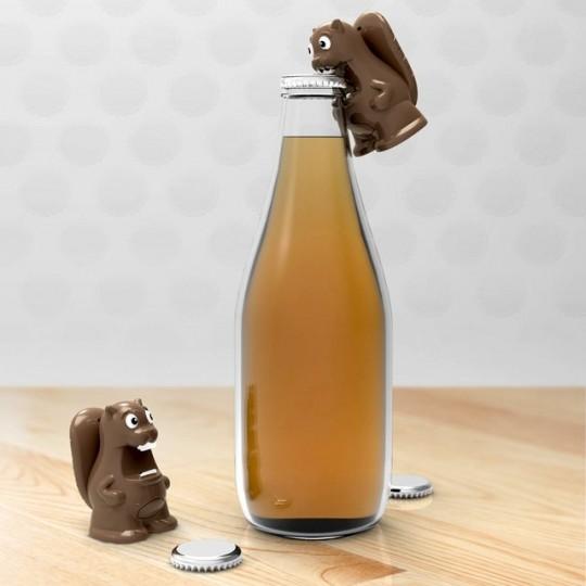 Castor décapsuleur de bouteille