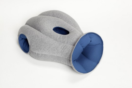 Coussin spécial sieste Ostrich Pillow