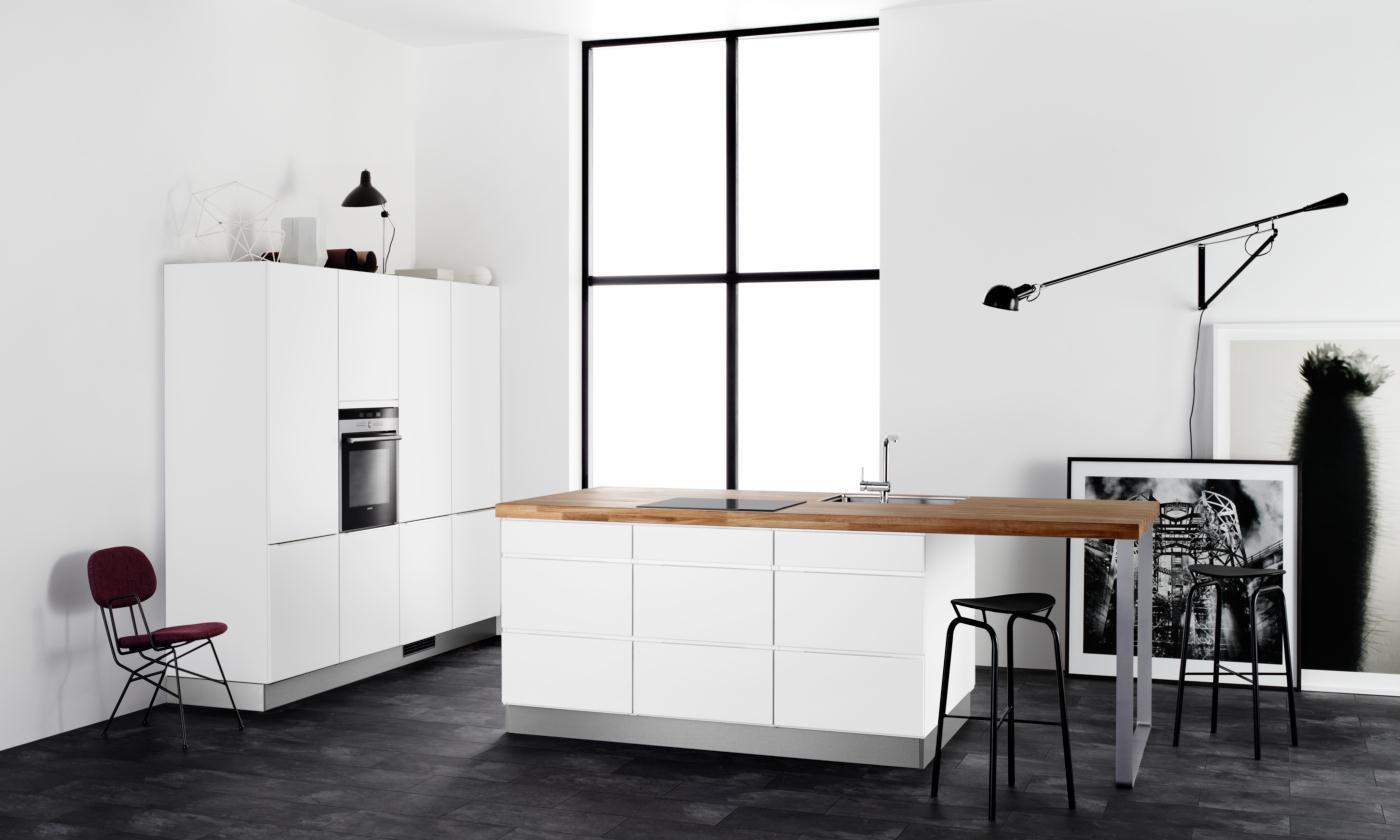 cuisine danoise design kvik. Black Bedroom Furniture Sets. Home Design Ideas