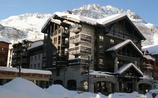 Hotel Avenue Lodge Val  d'Isère