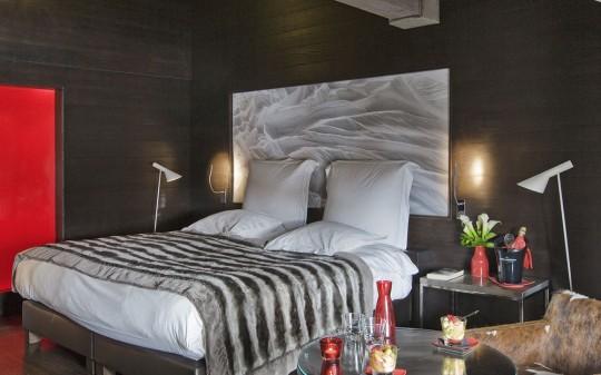 Hotel Avenue Lodge Val d'Isere - chambre