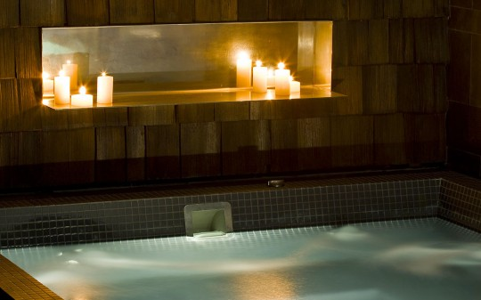 Hotel Avenue Lodge Val d'Isere - jacuzzi