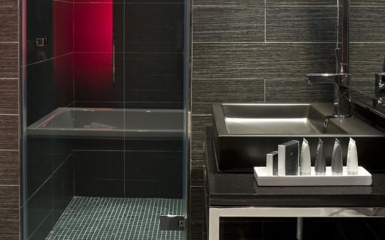 Hotel Avenue Lodge Val d'Isere - salle de bain