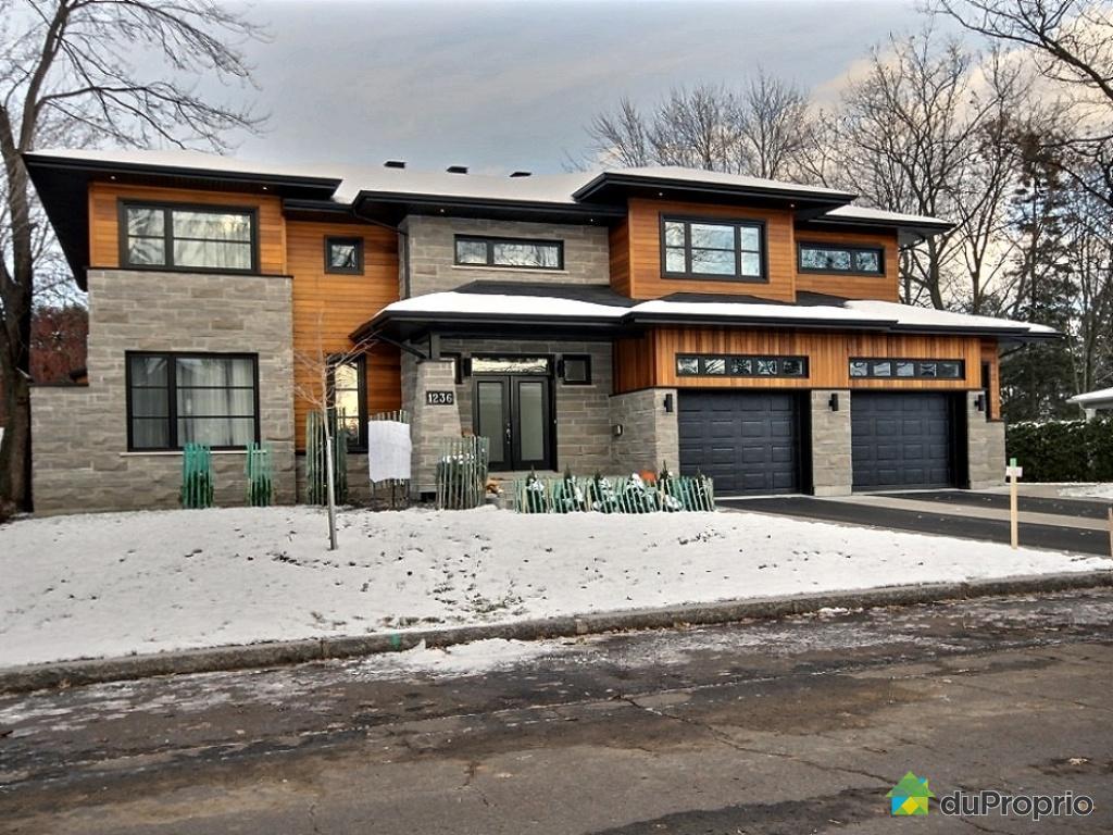 Maison a vendre avec piscine interieure quebec - Piscine avec pente douce vitry sur seine ...