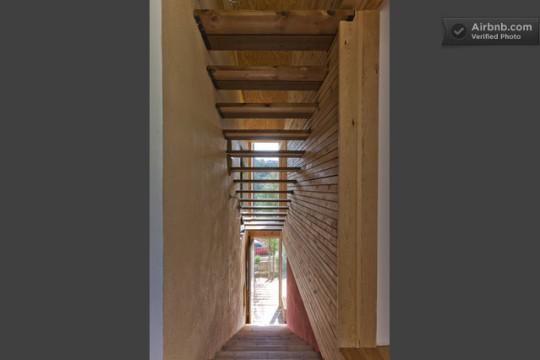 Maison du 19ème siècle - escalier en bois