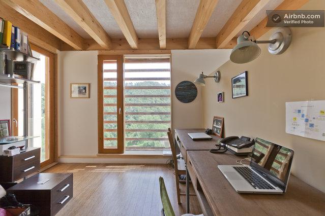 maison du 19 me si cle grand bureau. Black Bedroom Furniture Sets. Home Design Ideas