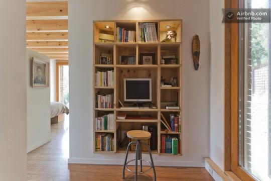 Une villa du 19 me si cle avec une structure en bois for Le molosse du meuble