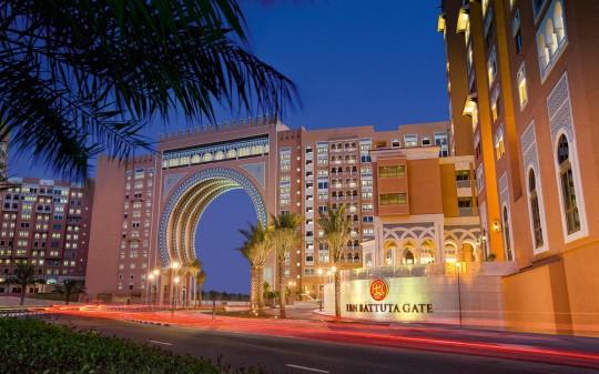 Hötel Mövenpick Ibn Battuta Gate - Dubai Emirats Arabes Unis