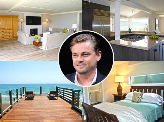 La priopriété de Leonardo DiCaprio à Malibu