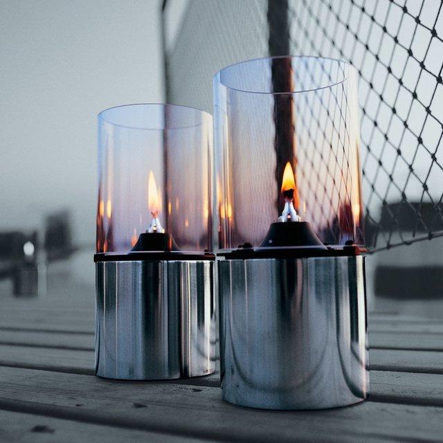 Lampe à huile Stelton par Erik Magnussen