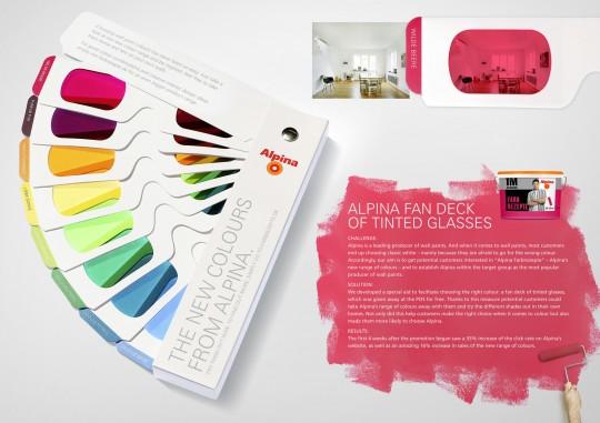 Nuancier de lunettes Pantone pour choisir la couleur de vos murs