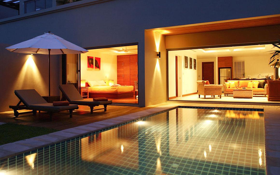 Villa de luxe : The Residence Resort and Spa Retreat à Phuket, Thaïlande