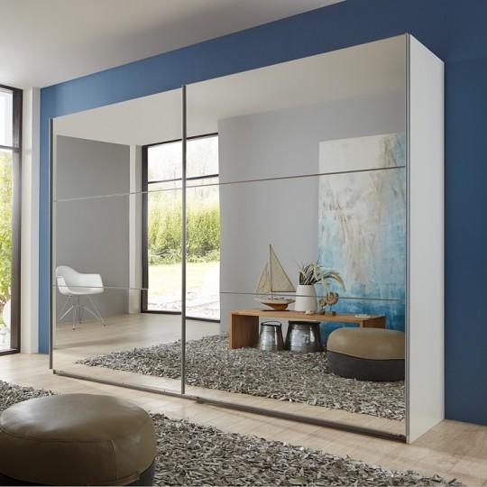 L 39 astuce pour doubler la taille votre chambre sans faire for Chambre sans fenetre astuce