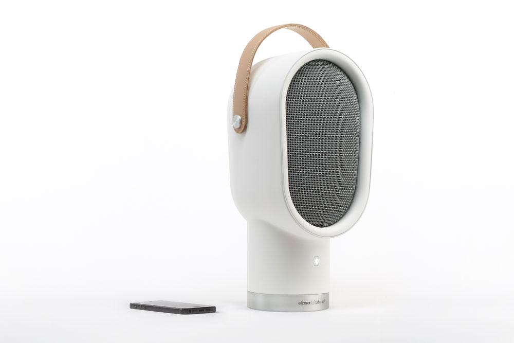 enceinte sans fil lenny pour emmener votre musique en ballade. Black Bedroom Furniture Sets. Home Design Ideas