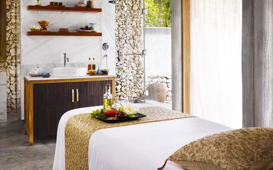 Hotel Vivanta by Taj Coral Reef aux Maldives - chambre