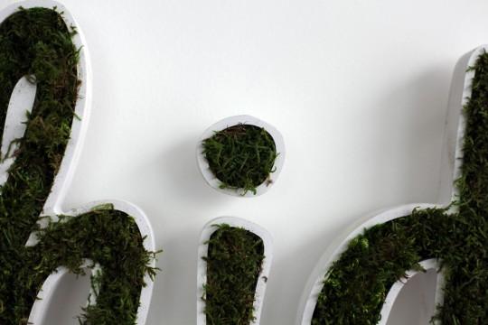 Logo verdure mural par Logo végétal