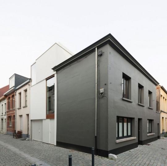 Maison de ville à Lier en Belgique