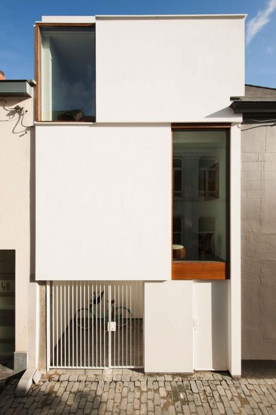 Maison de ville LKS à Lier en Belgique