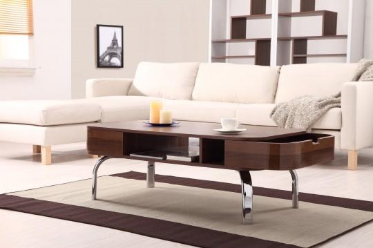 Table basse extensible Lawson par Hokku Design