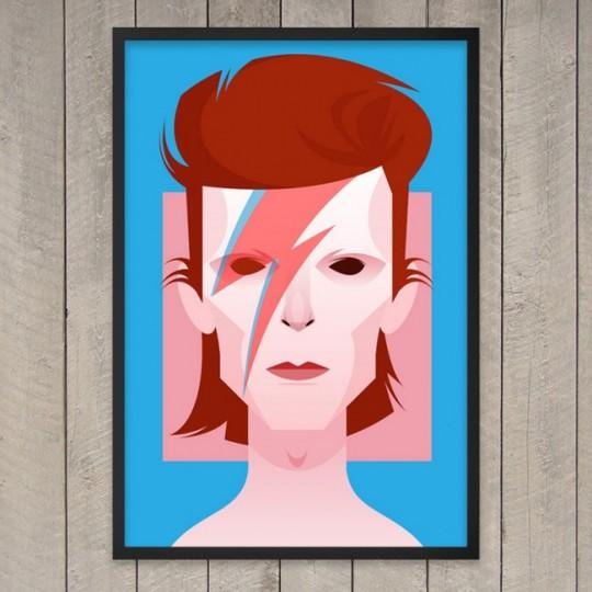 Tableau David Bowie