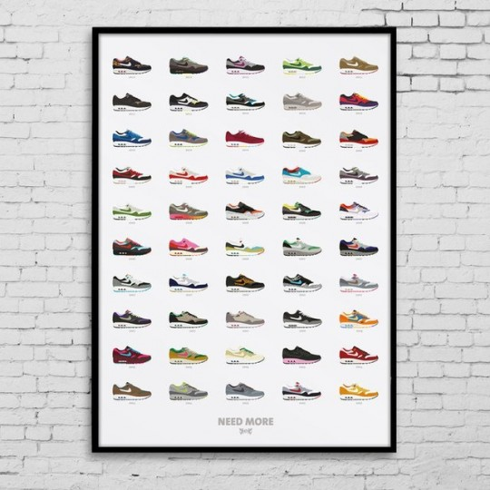 Tableau Need More Air Max