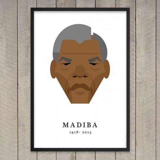 Tableau Nelson Mandela